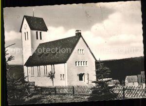 Schulenberg Oberharz Kirche Neu Schulenberg Kat. Schulenberg im Oberharz