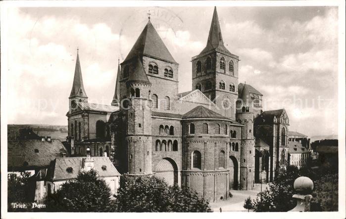 Trier Dom Kat. Trier