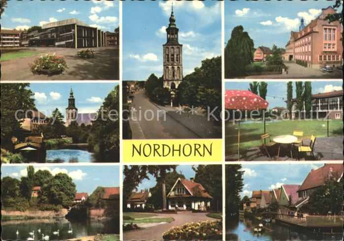 Nordhorn  Kat. Nordhorn