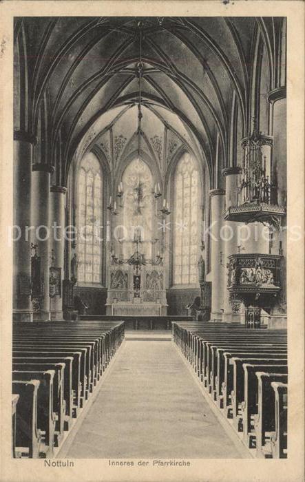 Nottuln Pfarrkirche Kat. Nottuln