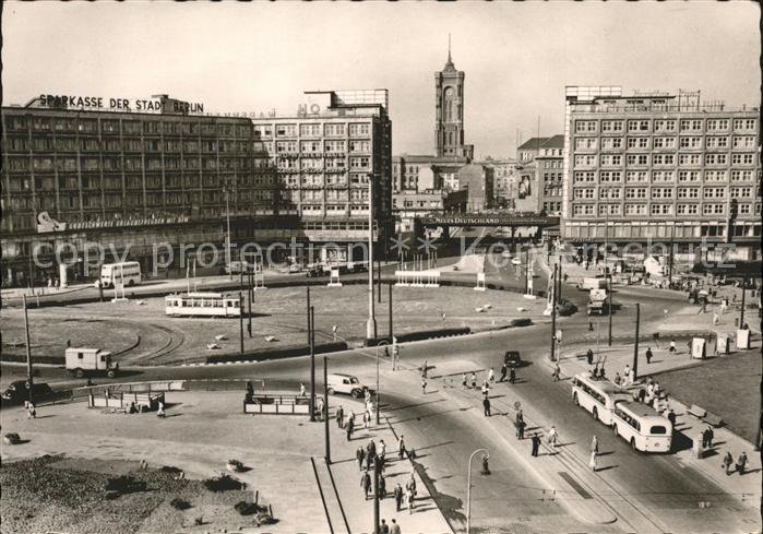 Berlin Alexanderplatz Kat. Berlin