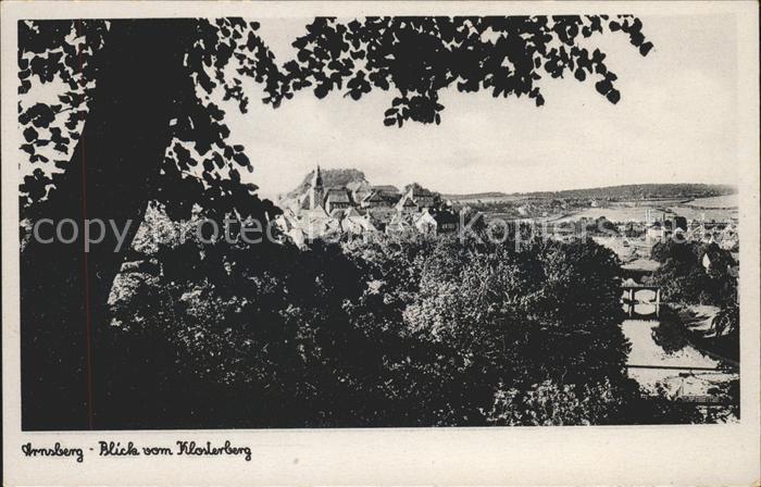 Arnsberg Westfalen Klosterberg Kat. Arnsberg