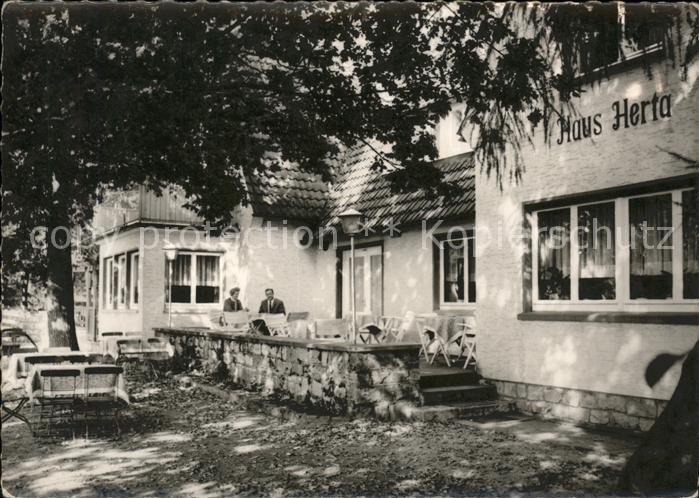 Melle Osnabrueck Haus Herta Kat. Melle