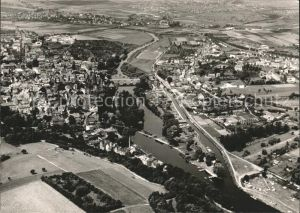 Limburg Lahn Lahntal Fliegeraufnahme Kat. Limburg a.d. Lahn