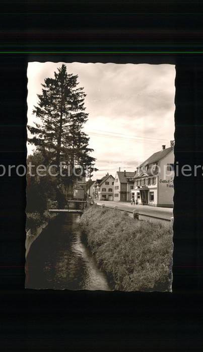 Altenstadt Iller Memminger Strasse Kat. Altenstadt