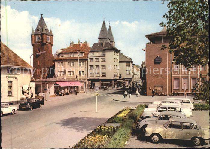 Gronau Westfalen Stadt Kat. Gronau (Westf.)