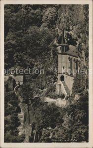 Oberstein Nahe Felsenkirche Kat. Idar Oberstein