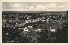Altenstadt Iller Panorama Kat. Altenstadt