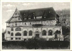 Bad Liebenzell Liebenzeller Missionshaus Kat. Bad Liebenzell