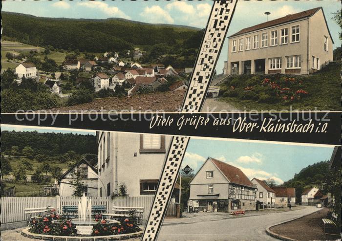 Ober Kainsbach ober kainsbach ansichten reichelsheim odenwald nr hf20981