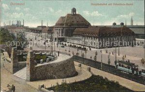 Dortmund Strassenbahn Hauptbahnhof Vehmlinde Bastei Kat. Dortmund