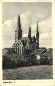 Wadersloh Kirche Kat. Wadersloh