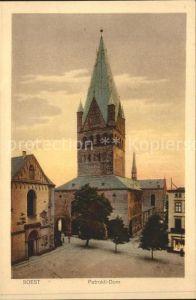 Soest Arnsberg Patrokli-Dom / Soest /Soest LKR