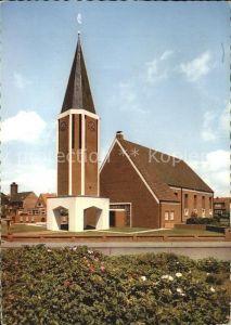 Juist Nordseebad Nordseebad Inselkirche / Juist /Aurich LKR