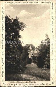 Bad Oldesloe Schloss Nutschau Kat. Bad Oldesloe