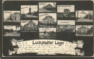 Lockstedt Lockstedter Lager Teilansichten Kat. Lockstedt