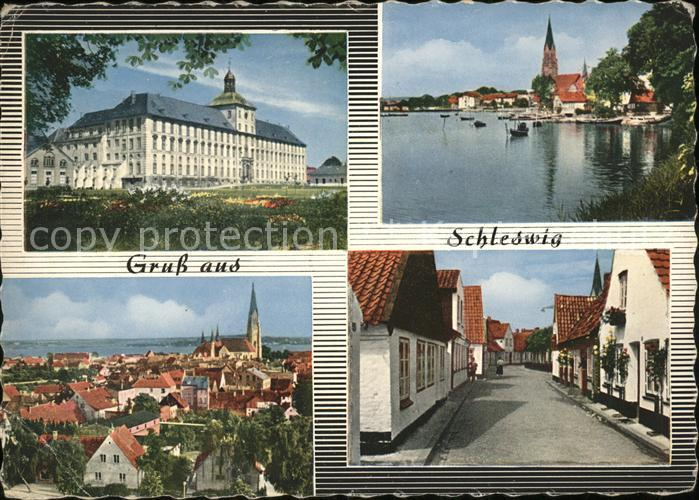 Schleswig Holstein Stadt / Schleswig /Schleswig-Flensburg LKR