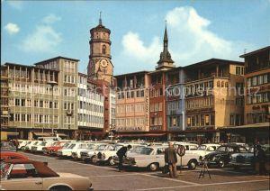 Stuttgart Marktplatz Kat. Stuttgart