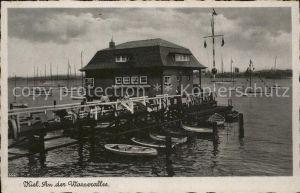 Kiel Wasserallee Kat. Kiel