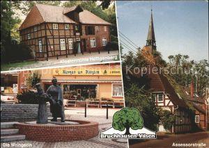 Vilsen Die Wringerin Klostermuehle Heiligenberg Assessorstrasse Kat. Bruchhausen Vilsen