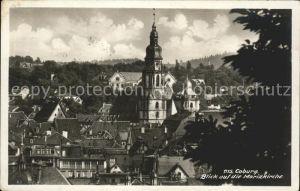 Coburg Moritzkirche Kat. Coburg