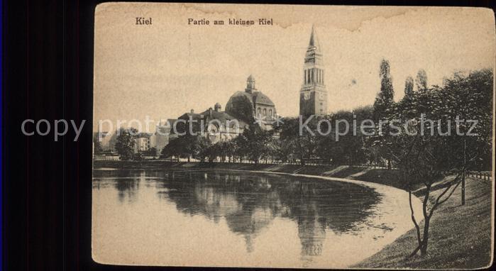 Kiel Partie am kleinen Kiel Kat. Kiel