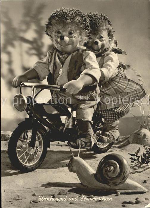 Mecki Nr. 62 Motorroller Schnecke  Kat. Comic