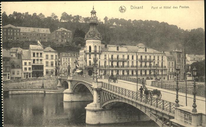 Dinant Hotel des Postes Kat.
