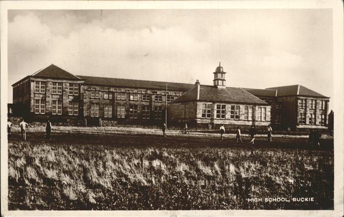 Buckie East  High School