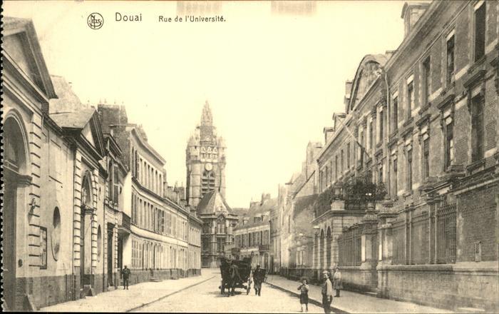 Douai Nord Rue de l'Universtite / Douai /Arrond. de Douai