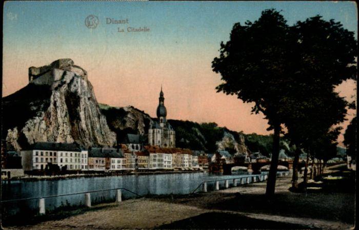 Dinant Wallonie Dinant Citadelle x / Dinant /Province de Namur