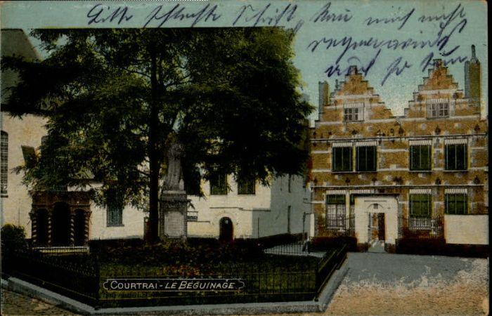 Courtrai Flandre Courtrai Beguinage x / Kortrijk /
