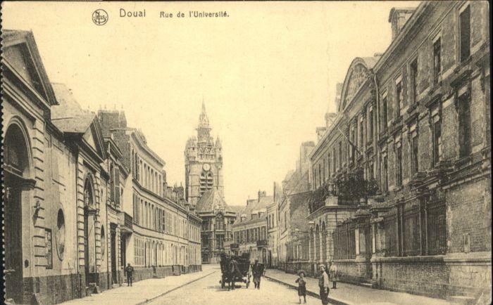 Douai Nord Douai Rue Universite x / Douai /Arrond. de Douai