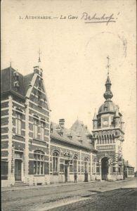 Audenarde Audenarde Gare x /  /