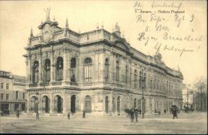 Anvers Antwerpen Anvers Theatre Flamand x /  /