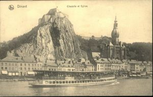 Dinant Wallonie Dinant Eglise Citadelle * / Dinant /Province de Namur