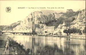 Dinant Wallonie Dinant Pont Citadelle * / Dinant /Province de Namur