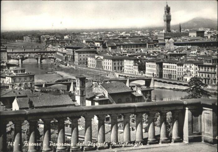 Firenze Toscana Firenze Piazzale Michelangelo x / Firenze /