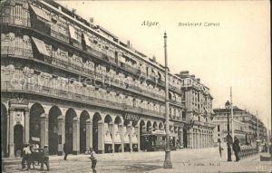Alger Algerien Boulevard Carnot / Algier Algerien /