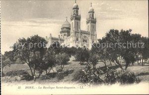 Bone Basilique de Saint Augustin Kat. Algerien
