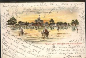Steinhude Wilhelmstein / Wunstorf /Region Hannover LKR