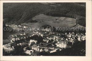 Trencianske Teplice Panorama Kat. Slowakische Republik