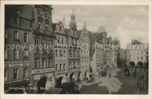 Hirschberg Doksy Markt / Doksy /Ceska Lipa