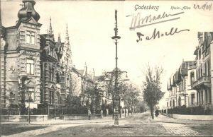 Godesberg Bad Rhein Allee Kat. Bonn