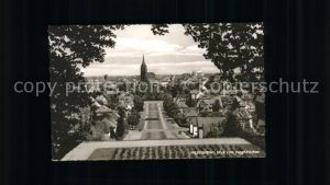 Hildesheim Blick vom Berghoelzchen / Hildesheim /Hildesheim LKR