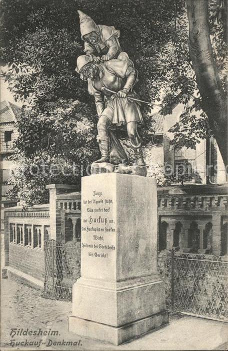 Hildesheim Huckauf Denkmal / Hildesheim /Hildesheim LKR