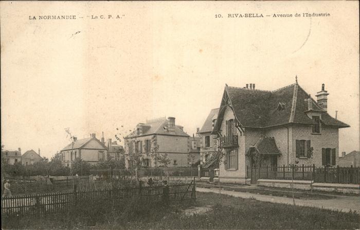 Riva-Bella Normandie / Ouistreham /Arrond. de Caen