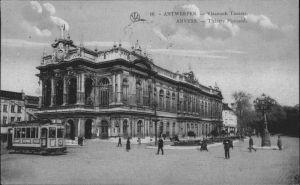 Anvers Antwerpen Theatre Flamand Kat.
