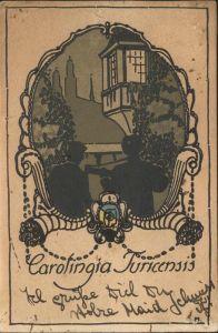 Zuerich Carolingia Turicensis / Zuerich /Bz. Zuerich City