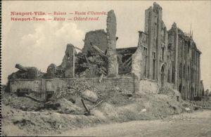 Ruines de Louvain Ruines